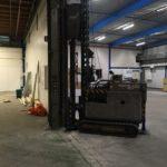 Machinefundatie in Steenwijk 2